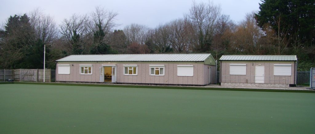 our clubhouse